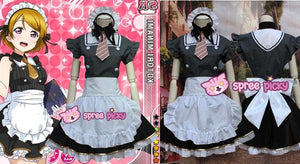 [LoveLive] Hanayo Koizumi Cafe Maid Dress Cosplay Costume SP153568 - SpreePicky  - 2