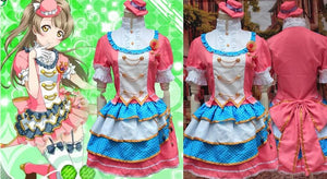 [Love live] Minami Kotori Fruit Maid Dress Cosplay Costume SP153590 - SpreePicky  - 2