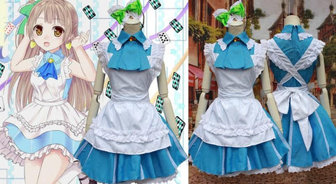 [Love live] Minami Kotori Maid Dress Cosplay Costume SP153586 - SpreePicky  - 2