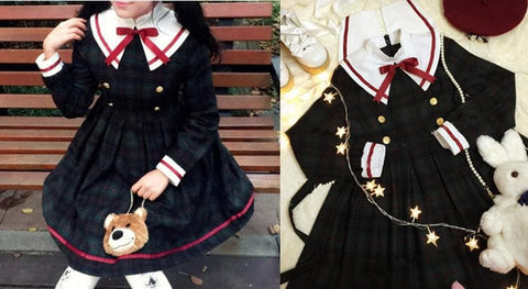 M/L I'm a good student Dress SP164729 - SpreePicky  - 2
