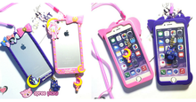 Load image into Gallery viewer, Pink/Purple [Sailor Moon] Iphone 6/Iphone 6 Plus Phone Case SP154280 - SpreePicky  - 3