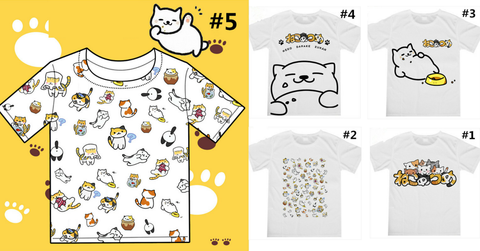 S-3XL Kawaii Cartoon T-shirt SP164975 - SpreePicky  - 2