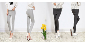 [S-4XL] 3 Colors Bottoming Skirt-Leggings SP153322 - SpreePicky  - 2