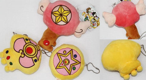 Sailor Moon/Card Captor Sakura Plush Pendant SP154061 - SpreePicky  - 2
