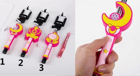 Sailor Moon Phone Selfie Stick Holder SP153276 - SpreePicky  - 2