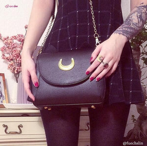 Fabric Moon-Luna/Artimes Bag SP152961 - SpreePicky  - 2