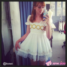 Load image into Gallery viewer, S/M/L Sailor Moon Princess Serenity Short Dress SP141125 - SpreePicky  - 3