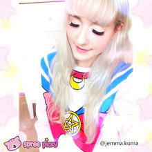 Load image into Gallery viewer, [M/XL]Sailor Moon Sweater Fleece Jumper SP130203 - SpreePicky  - 1