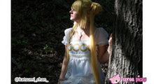 Load image into Gallery viewer, S/M/L Sailor Moon Princess Serenity Short Dress SP141125 - SpreePicky  - 7