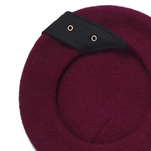 Load image into Gallery viewer, Love Heart Buckle French Beret Hat SP14930