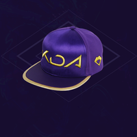 Akali K/DA Ahri Glow In Cosplay Hat SP13251