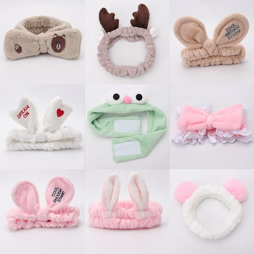 58 Styles Kawaii Cartoon Hair Band SP14634