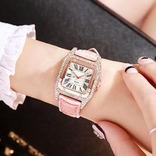 Load image into Gallery viewer, 5 Colors Starry Luxury Watch Bracelet Set SP14632 - SpreePicky FreeShipping