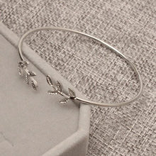 Load image into Gallery viewer, Fashion Adjustable Crystal Double Heart Bowknot Chain & Link Bracelets SS0165 - SpreePicky