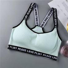 Load image into Gallery viewer, 8 Colors Letter Print Underwear Set SP14694