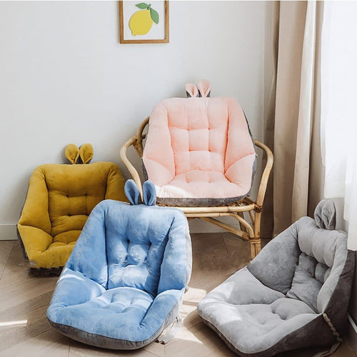 Backrest One-Piece Chair Cushion SS0365