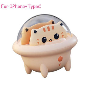 Mini Cute Cat Portable Fast Charging Power Bank SP14912