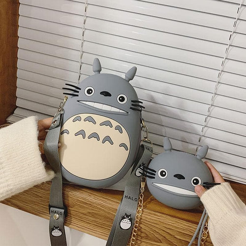 Cute Cartoon Totoro Shoulder Bag SP14885