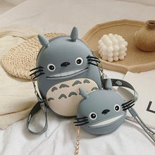 Load image into Gallery viewer, Cute Cartoon Totoro Shoulder Bag SS0317