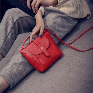 Leisure Single Shoulder Slant Span Bag SS0289