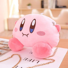 Load image into Gallery viewer, Kawaii Kirby Star Plush Bag SP14860