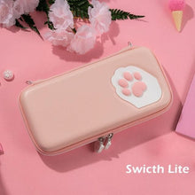 Load image into Gallery viewer, Cat Claw Switch Lite Game Storage Case SP14858