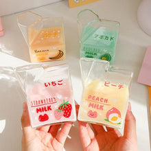 Load image into Gallery viewer, Kawaii Square Milk Carton Glass Cup SP15084