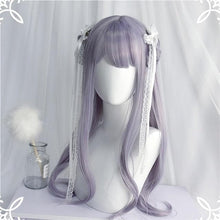 Load image into Gallery viewer, Lolita Cute Girl Long Wavy Wig SP14986