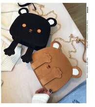 Load image into Gallery viewer, Kawaii Bear Shoulder Crossbody Bag SP14993