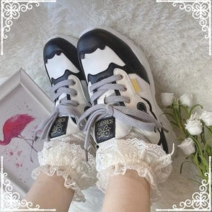 Sweet Lolita Angel wings Sneakers SP15361