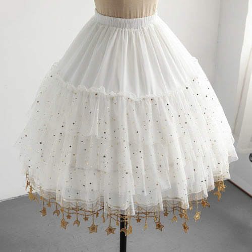 Lunar Star River Lolita Mid-length Bustle SP15458
