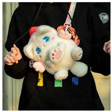 Load image into Gallery viewer, Super Cute Plush Cat Lolita Cosplay JK Dolls Bags SP15349