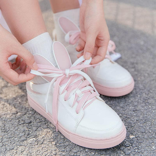 Kawaii Rabbit Ears Cosplay Sneakers SP15343