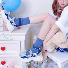 Load image into Gallery viewer, Sweet Round Head  Lolita Sneakers SS0796