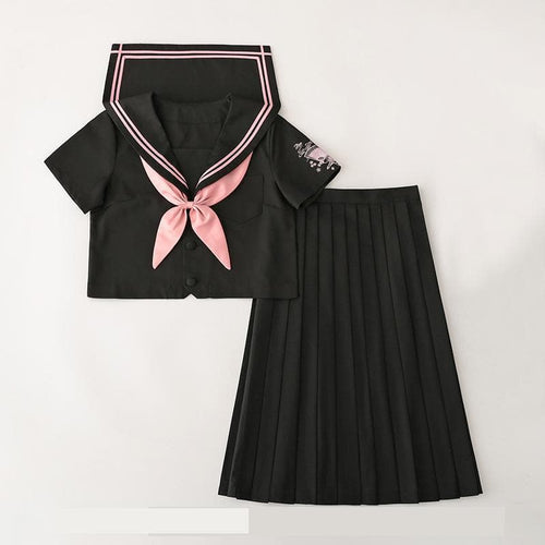 New Sailor Suit High School Uniform EG0594