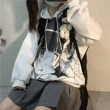 Load image into Gallery viewer, Fashion Cartoon Printed Girls Streetwear Hoodies SP15462