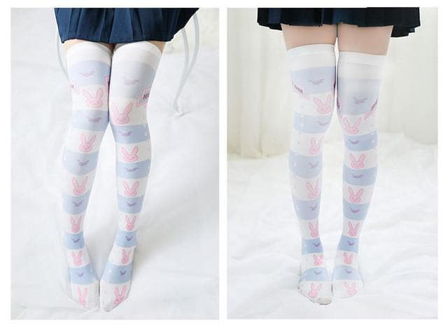 OW DVA Over Knee Socks SP179446