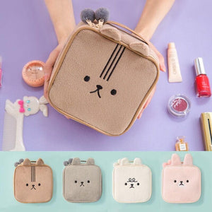 Cartoon Bentoy Soft Women Makeup Bag SP14881
