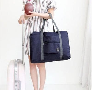 {Free Shipping} Packable Travel Duffel Carry On Bag