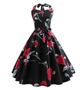 Robe Vintage Pin Up Dress