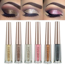 Load image into Gallery viewer, Liquid Eyeshadow Glitter Eye Shadow Pen SP13600