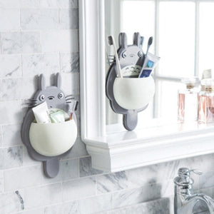 Totoro 1pc Toothbrush Wall Mount SP14917