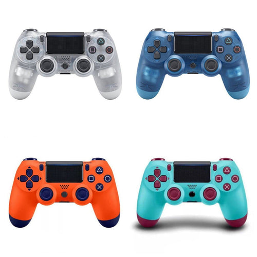 Indicator Light And Wireless Bluetooth Dualshock 4 Wireless PS4 Gamepad Controller SS0249