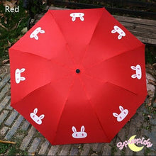 Load image into Gallery viewer, [3 Colors] Sailor Moon Crystal Usagi Bunny 3 Folding Umbrella SP151637 - SpreePicky  - 2