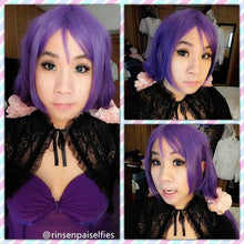 Load image into Gallery viewer, [Love Live] Nozomi Tojo Cosplay Purple Wig 100cm SP153059 - SpreePicky  - 2