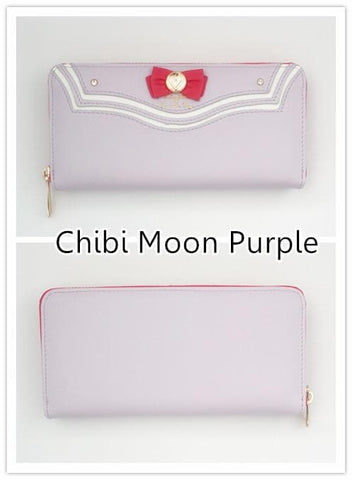 6 Colors Sailor Moon Series Wallet Can Pack IPhone 6 SP152319 - SpreePicky  - 12