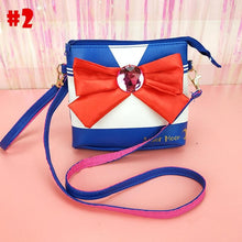 Load image into Gallery viewer, Sailor Moon Usagi Bow Cross Body Bag SP13492