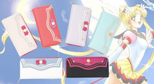 Load image into Gallery viewer, [Cheaper] 6 colors Sailor Moon Series Wallet Can Pack IPhone 6 SP153458 - SpreePicky  - 2