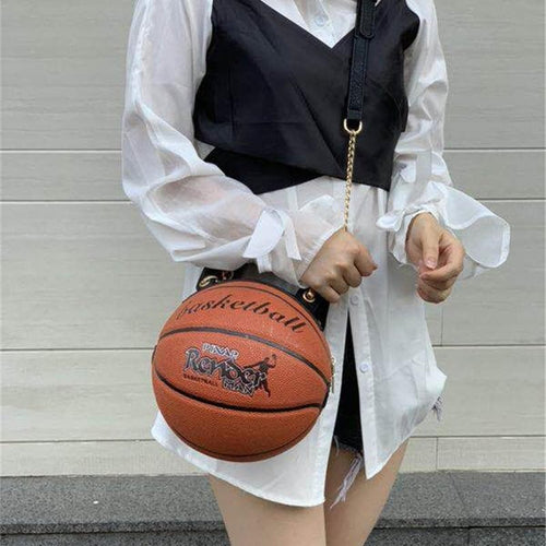 5 Colors Basketball Handbag/Cross Body Bag SP14113