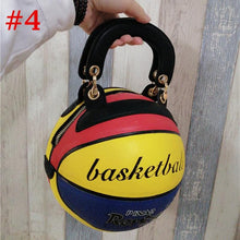 Load image into Gallery viewer, 5 Colors Basketball Handbag/Cross Body Bag SP14113